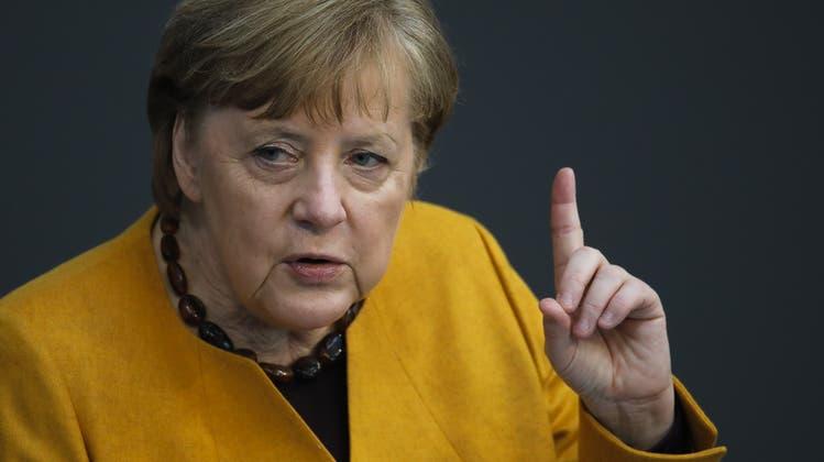 Die deutsche Bundeskanzlerin Angela Merkel stand am Sonntagabend bei Anne Will eine Stunde lang Red und Antwort. (NDR)