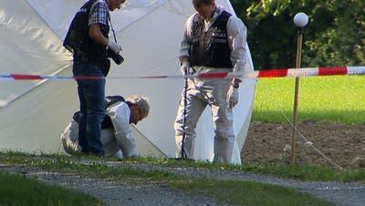 Im September 2015 wurde in der Nähe von Ganterschwil ein Mann ermordet. Der Fall wurde am Montag zum zweiten Mal vor Gericht verhandelt. (Bild: Beat Kälin/BRK News)