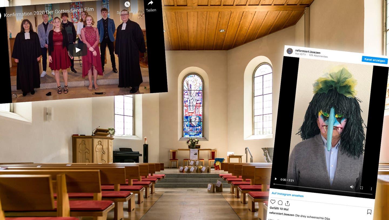 Pfarrer Rolf Zaugg aus Brugg. (Bild: Alex Spichale (6. April 2017))