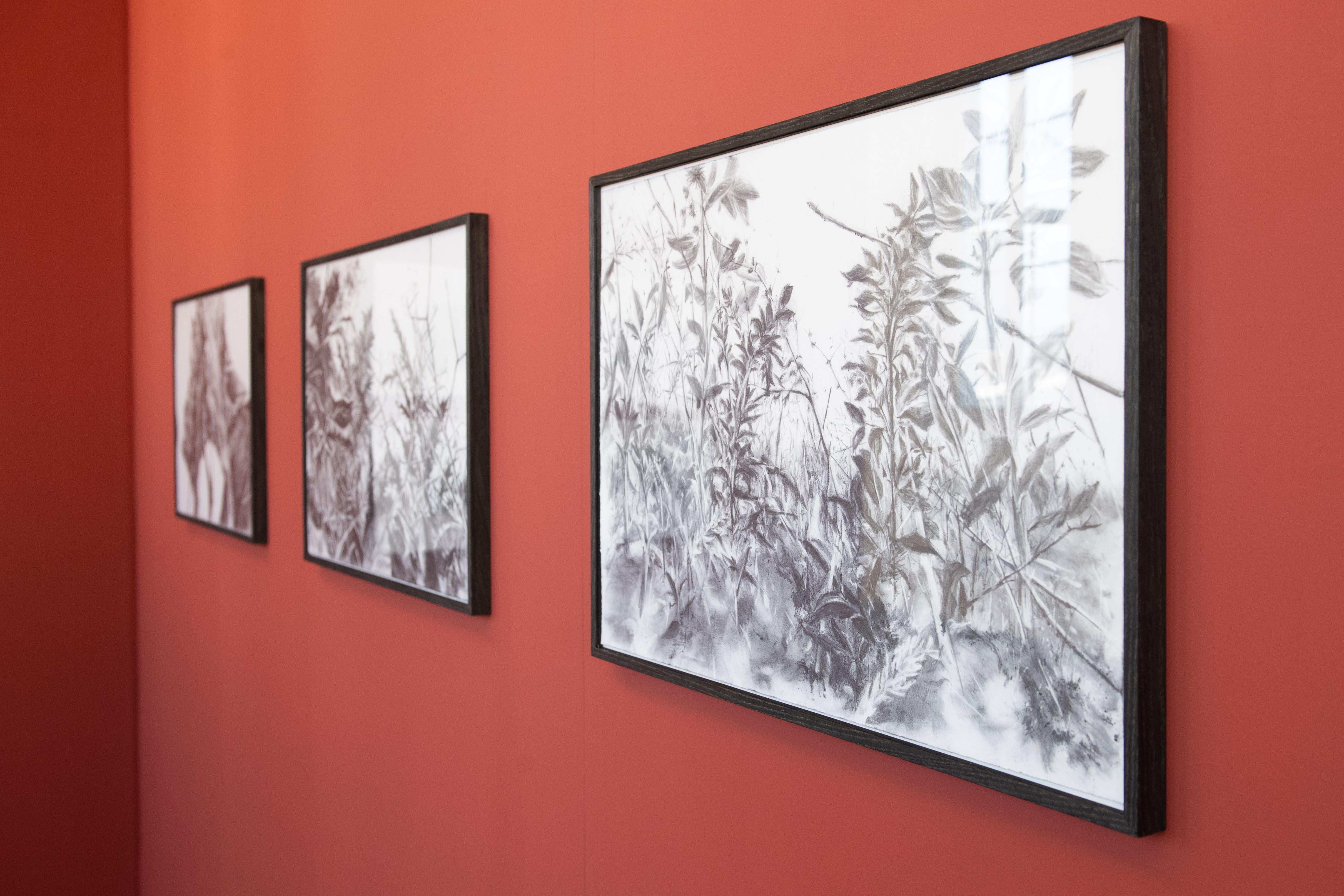 Werke von Monika Müller.