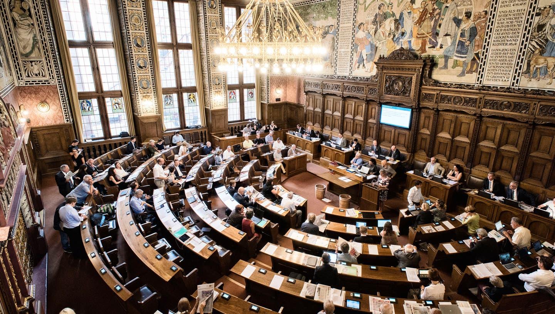 Im Basler Grossen Rat soll es weiterhin keine Stellvertreter geben. (Roland Schmid / BZ)