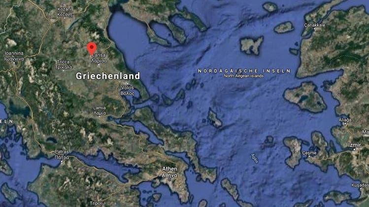 Starkes Erdbeben erschüttert Griechenland – Landeszentrum und Norden stark betroffen