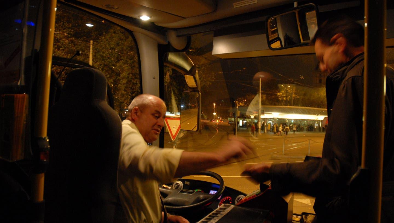 Der Nachtbus wird im Grundangebot aufgenommen. (Archiv) (Irene Stutz)