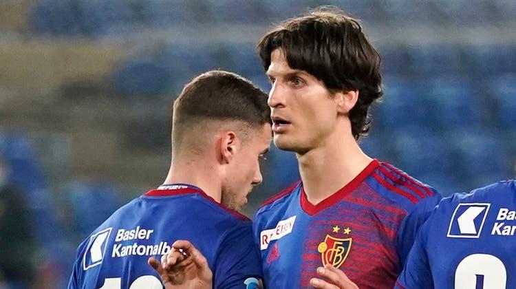 Timm Klose machte gegen YB sein bestes Spiel für den FC Basel. (Claudio Thoma / freshfocus)