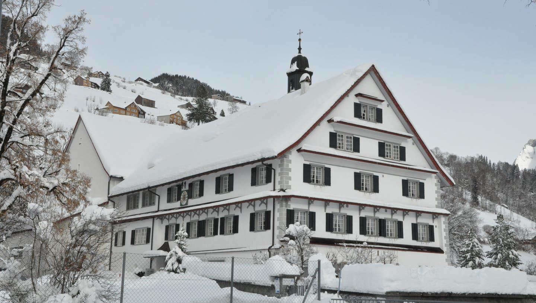 Die Propstei und die Klosterkirche in Alt St.Johann sind nicht mehr Zentrum des Klangfestivals. Sie spielen aber dennoch eine Rolle im Festivaljahr. (Bild: PD)