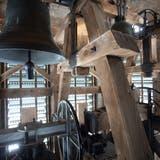 Werden am Freitag landesweit um 12 Uhr läuten: Die Glocken der Kirchen. (Luzerner Zeitung)