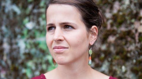 Die aus Teufen stammende Autorin Laura Vogt lebt und arbeitet heute in Flawil. (Bild: PD)