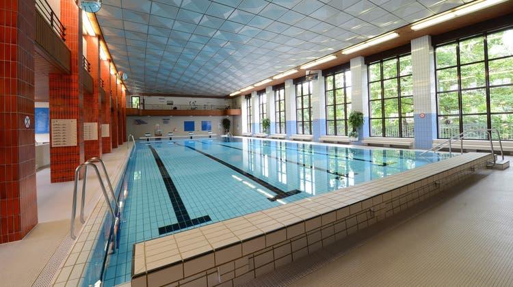 Das Rialto in Basel ist das einzige Hallenbad, das dauerhaft für die Öffentlichkeit offen steht. (Archiv: Juri Junkov)