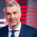 «Arena»-Moderator Sandro Brotz wird öffentlich angefeindet. (Oscar Alessio/ SRF)