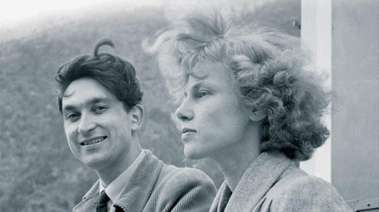 Iris von Roten mit Ehemann Peter. (Zvg / zvg)