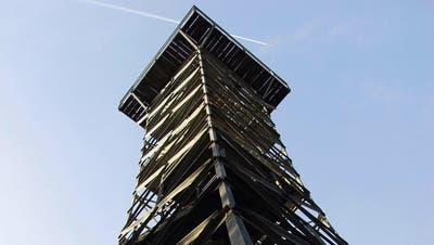 Der Stählibuckturm. (Bild: Kathrin Fahrni)