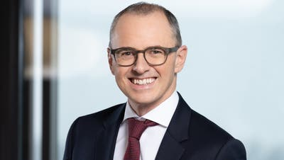 PatrickGraf, designierter Leiter Corporate Center bei der St.Galler Kantonalbank. (Bild: PD)