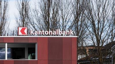 Der Hauptsitz der Obwaldner Kantonalbank in Sarnen. (Bild: Manuela Jans-Koch (21. Januar 2021))