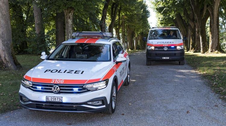 Wegen der Pandemie kamen 2020 noch 1800 Kontrollen hinzu, klagen die Verantwortlichen der Kantonspolizei. Jetzt brauche es mehr Stellen. (Bild: Polizei BL)