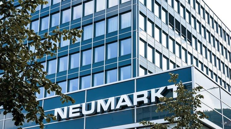 Die Inventx-Tochter InventxLab ist in St.Gallen angesiedelt. (PD)