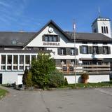 Geht es nach den neuen Gesellschaftern, könnte das Restaurant Rössli in Gähwil schon bald wieder aufgehen. (Bild: Beat Lanzendorfer)