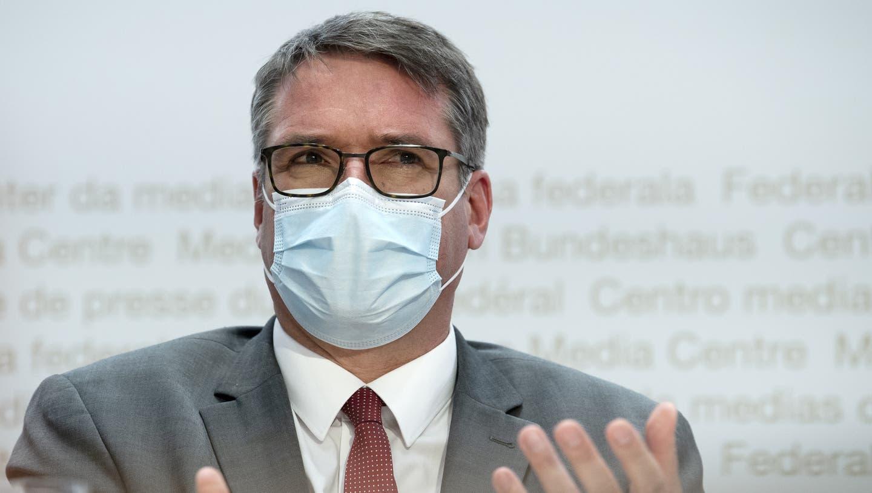 Wird neuer Post-Präsident: Der Freiburger Ständerat Christian Levrat – bis letztes Jahr zudem noch Präsident der SP Schweiz. (Keystone)