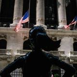 Eine Nummer zu klein für grosse Wall-Street-Deals: Credit Suisse wird aus der Archegos-Pleite einige schmerzliche Lehren ziehen müssen. (Alba Vigaray / EPA)
