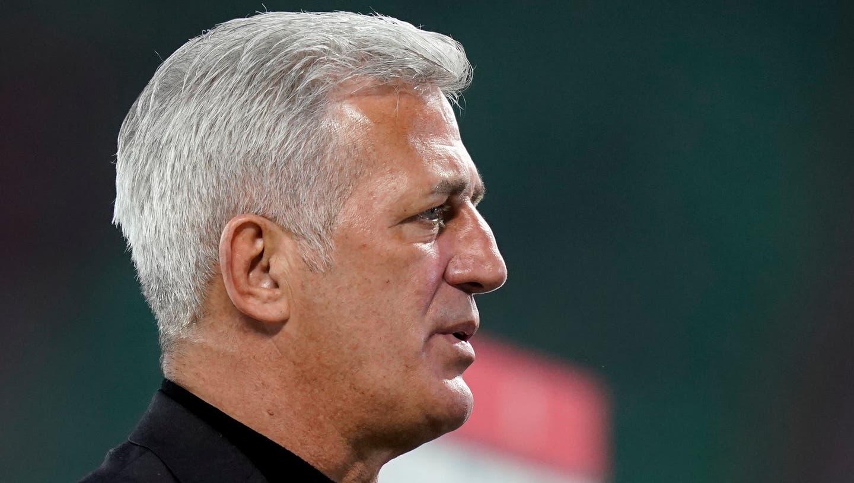Nationaltrainer Vladimir Petkovic. (Claudio Thoma/Freshfocus)
