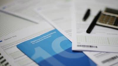 Ein deutliches Ja zum Steuer-Gesamtpaket im Kanton Zug