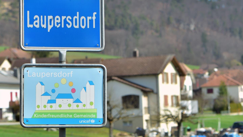 Laupersdorf und Grenchen sind als einzige Gemeinden im Kanton zertifiziert. (Bruno Kissling)
