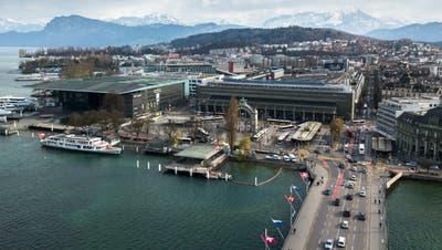 Für 2021 und 2022 sieht die Finanzlage in der Stadt Luzern nicht gut aus. (Bild: Boris Bürgisser)