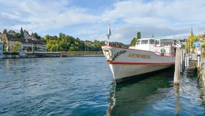 Im Coronajahr2020 erlitten alle Schifffahrtsbetriebe in der Schweiz massive Verluste, so auch die Schifffahrtsgesellschaft Untersee und Rhein. (Bild: Donato Caspari)