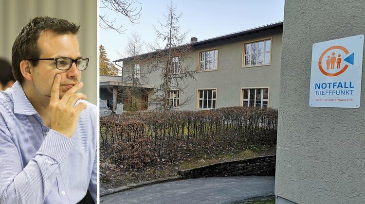 Die Schulkinder vom Aarauer Gönhardschulhaus sind in Quarantäne. (Urs Helbling)