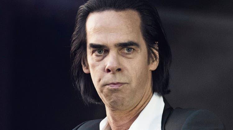 Nick Cave veranstaltet auf seiner neuen CD ein heilendes Gemetzel