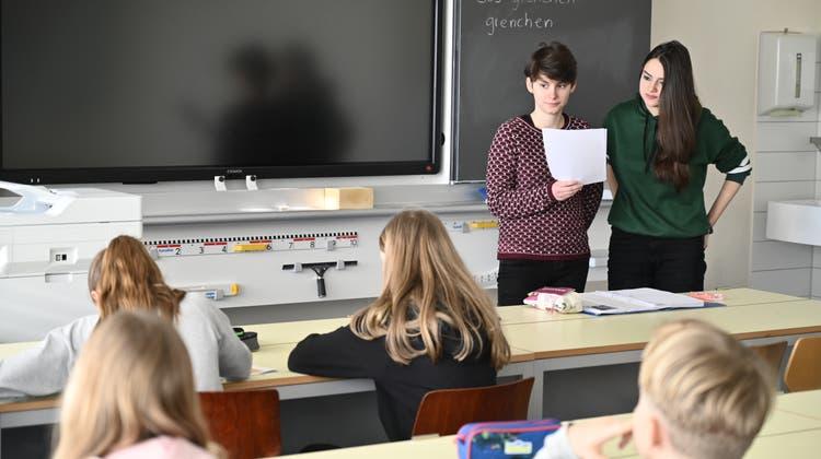 Die Schulevaluation will einen Überblick verschaffen. (Oliver Menge)