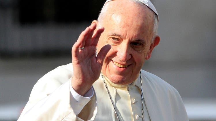 Reist am Freitag in den Irak: Papst Franziskus. (Christian Iglesias/Citypress24)