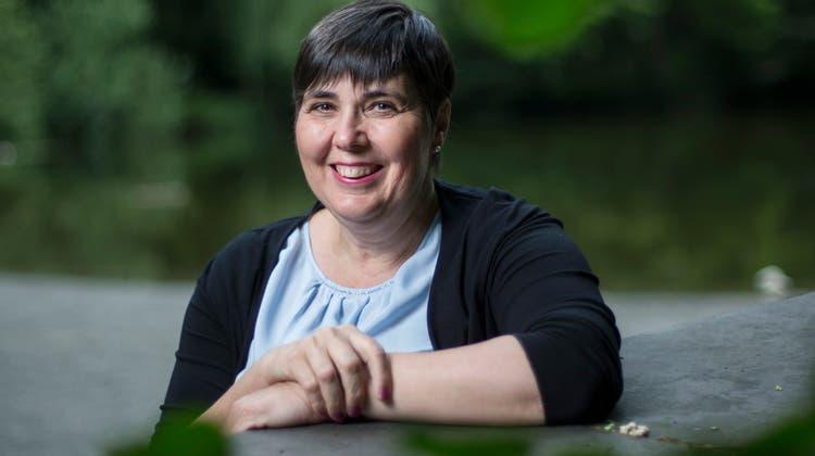 Carina Brüngger beim Steinhauser Waldsee. (Bild: Stefan Kaiser (11. Juli 2019))