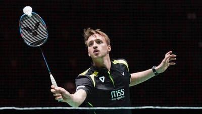 Christian Kirchmayr verlor sein Spiel in Basel zwar, überaschte sich aber dennoch selbst. (Fresh)