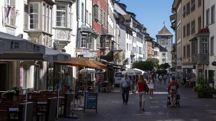 Das Universitäre Wirbelsäulenzentrum Zürich (UWZH) bietet am neuen Standort in Schaffhausen Sprechstunden und Standard-Operationen an. (Themenbild: Alexandra Wey / Keystone)