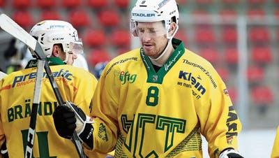 Mit Gebrüll in den Showdown: Der HC Thurgau zeigt vor dem alles entscheidenden Spiel wieder Zähne