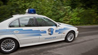 Die Kantonspolizei Aargau führte eine Nachfahrt über die deutsche Grenze durch – obwohl die Staatsanwaltschaft dies untersagt hatte. (Chris Iseli/Archiv)