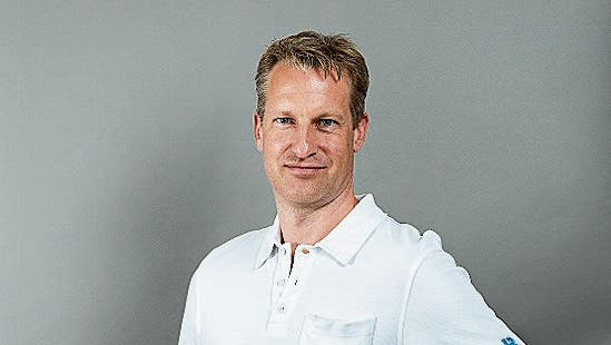 Fabian Deichsel ist Adipositas-Chirurg am Kantosspital Baden.