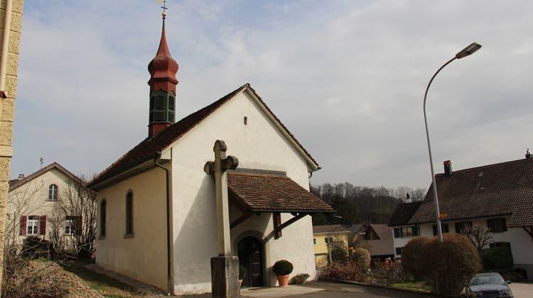 Corona macht einen Strich durch die Rechnung: Die Fridolinskapelle bleibt diesen Samstag leer. (Louis Probst)