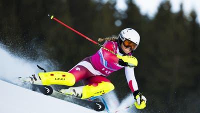 Die «Winter Youth Olympic Games» in Lausanne konnten im vergangenen Jahr noch durchgeführt werden. (Bild: Jean-Christophe Bott (Keystone))