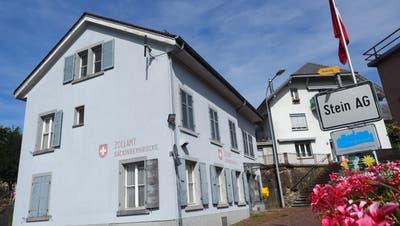 Die Zukunft des alten Zollhauses in Stein ist jetzt entschieden. (Bild: Fabrice Müller / Archiv)