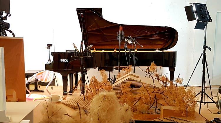 Der Fazioli-278-Flügel ist das Herzstück des neuen St.Galler Konzertsaals. (Bild: Martin Preisser)