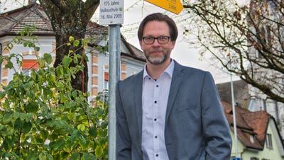 Michael Stäheli-Engel weist der Volksschulgemeinde Amriswil-Hefenhofen-Sommeri die nächsten vier Jahre den Weg. (Bild: Manuel Nagel)