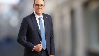 Fabian Gloor, CVP-Amteipräsident (Zvg)