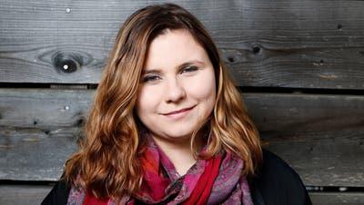 Virginia Koepfli. (Bild: Stefan Kaiser (Zug, 3. April 2017))