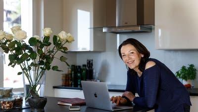 Romilda Meyer-Strahm war sieben Jahre lang Kantonsrätin und führt heute ein Onlineunternehmen. (Sophie Deck)