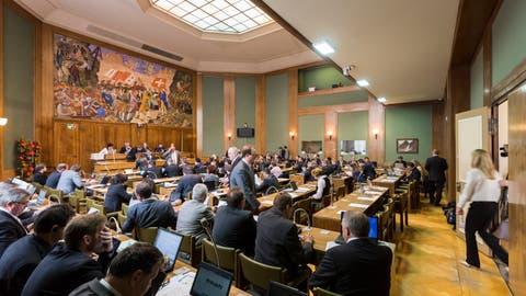 Am Sonntag wurden im Wallis der Grosse Rat und der Regierungsrat gewählt. (Symbolbild) (Keystone)