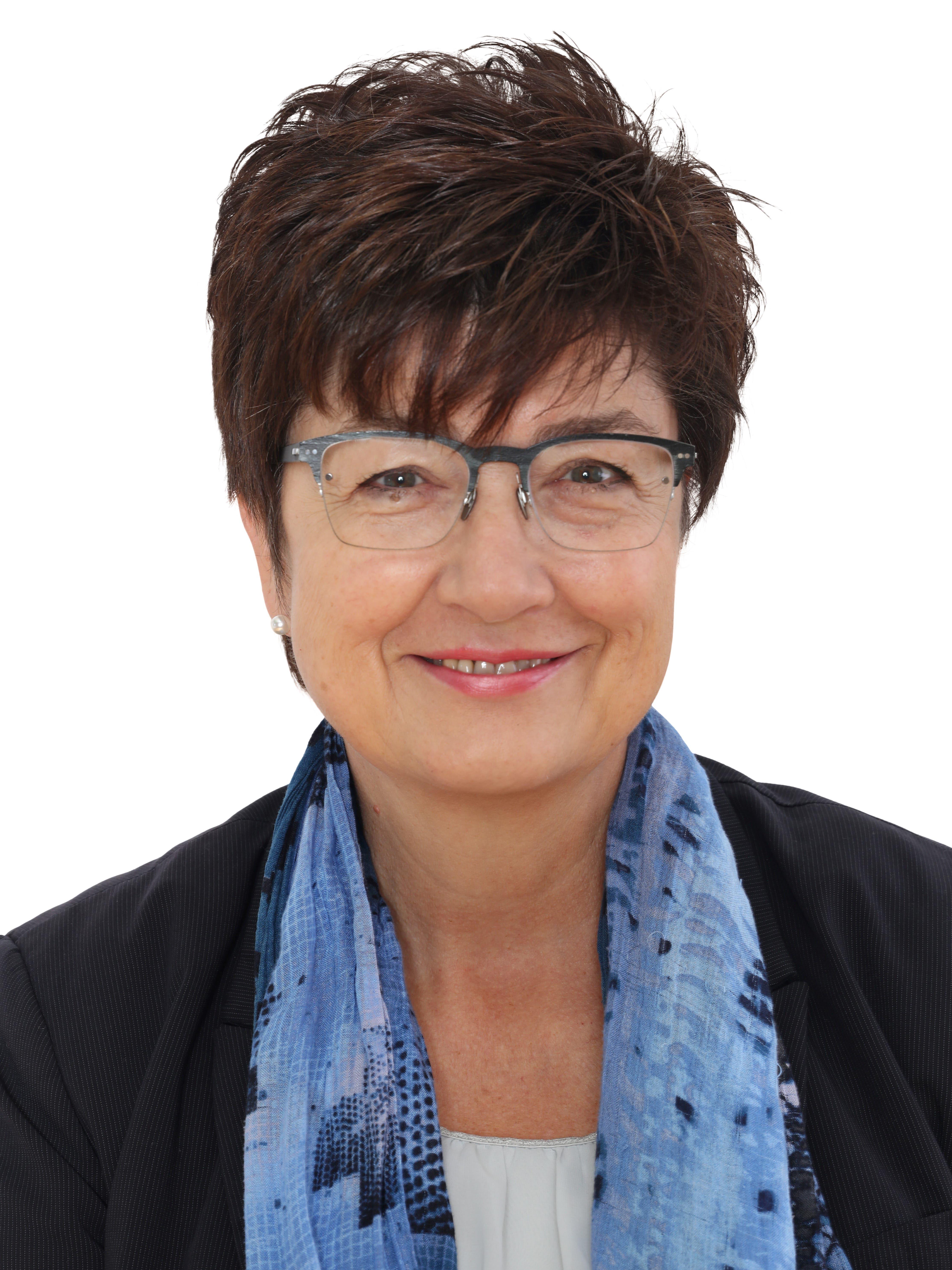 Christine Rütti, SVP (bisher, wiedergewählt mit 5054 Stimmen)