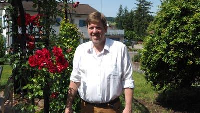 Theologe Bernhard Lindner fastet einmal pro Jahr eine Woche lang. (Thomas Wehrli /Aargauer Zeitung (25.6.2019))
