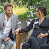 Von allen royalen Pflichten befreit: Prinz Harry und Meghan Markle. (Bild: Joe Pugliese/AP)