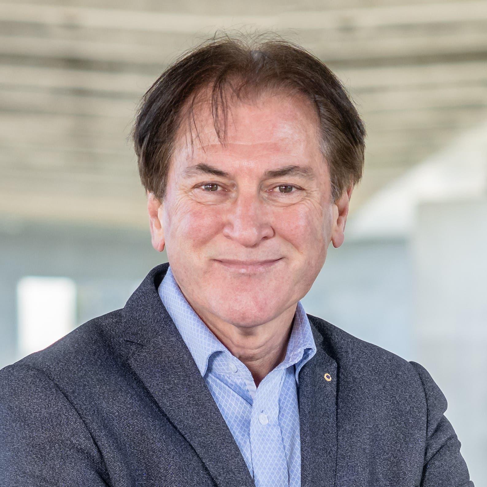 Hubert Bläsi (FDP, Grenchen, 4641 Stimmen),